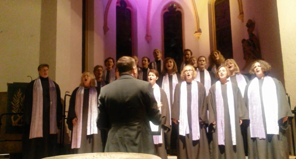 2015 Weilheimer Gospelnacht